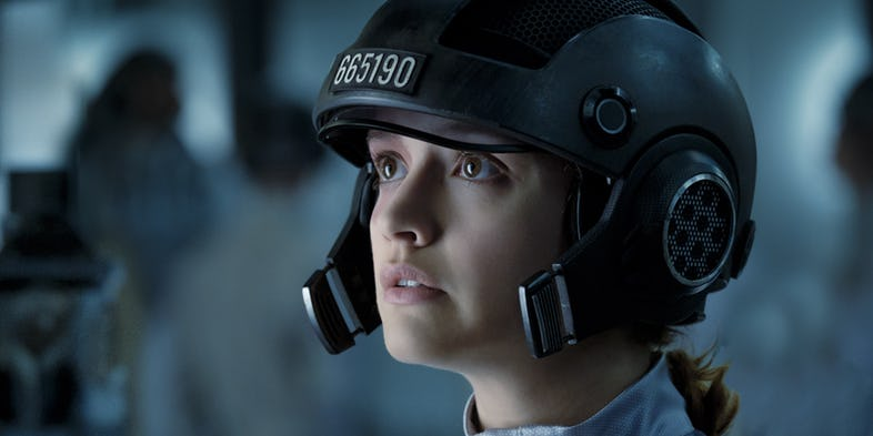 Ready Player One Review - Olivia Cooke