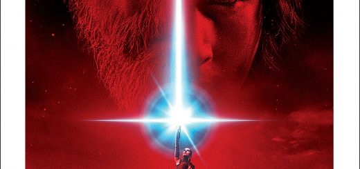 The Last Jedi novelization cover - Jason Fry
