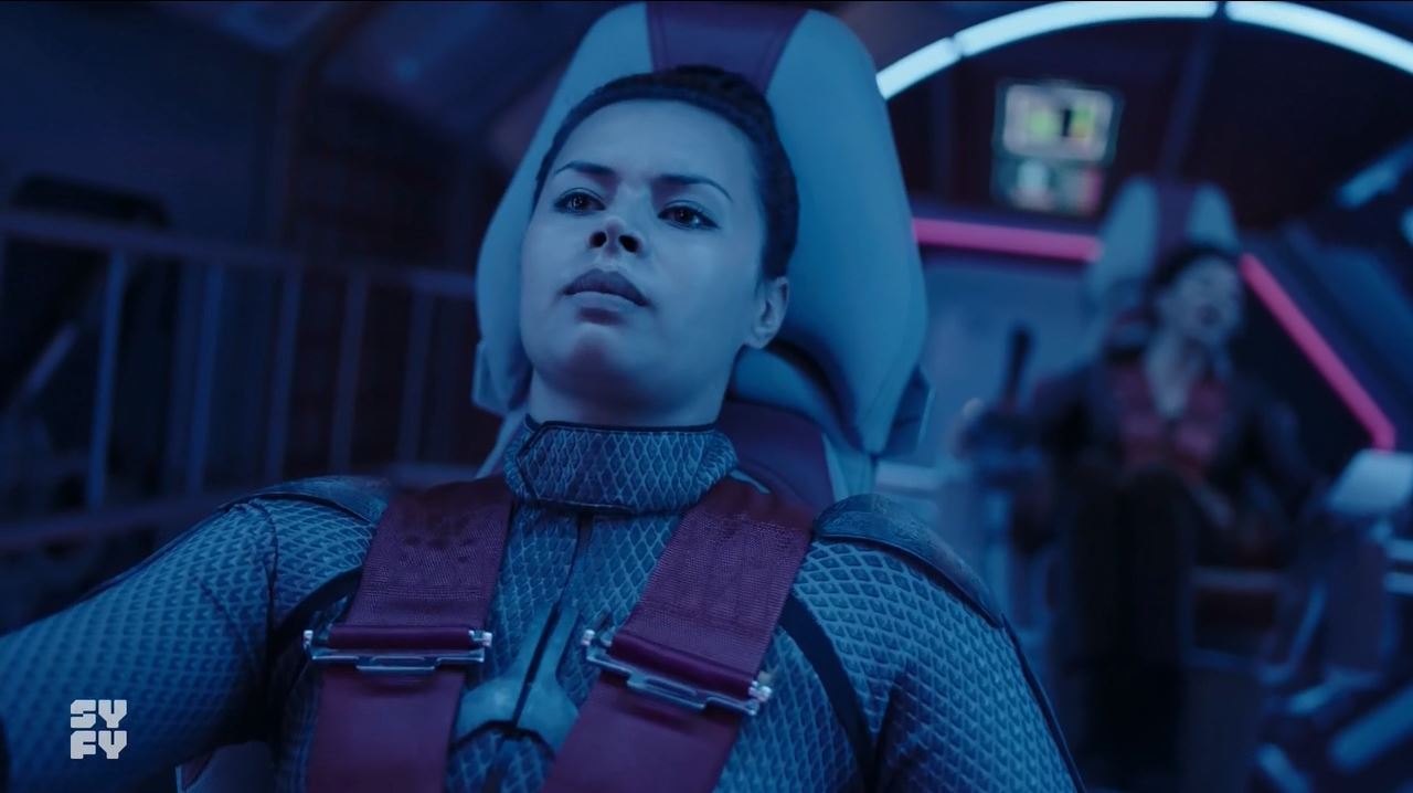 The Expanse S03E02 IFF Review - Bobbie and Chrisjen