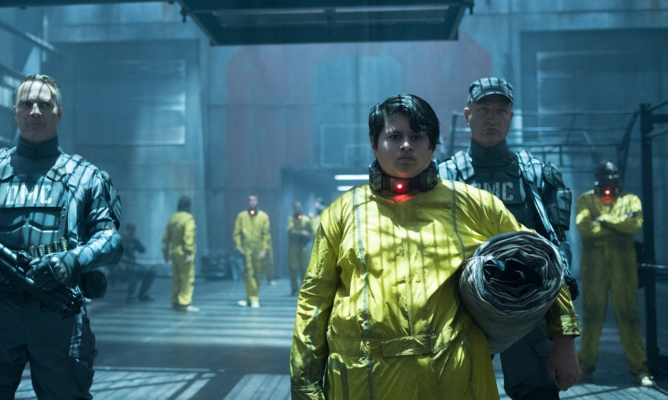 Julian Dennison Deadpool 2 review