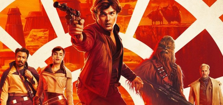 Solo A Star Wars Story Review poster