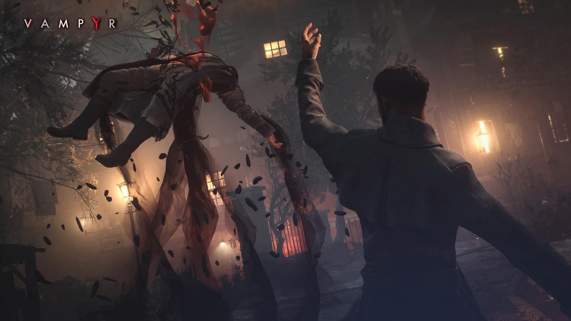 Vampyr Preview