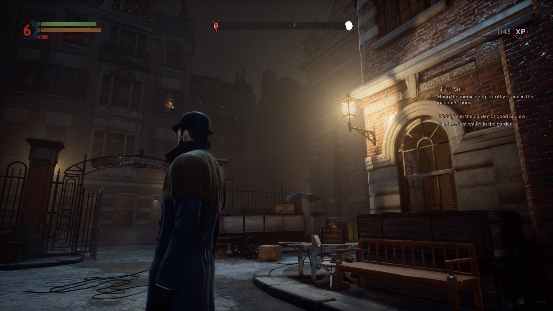 Vampyr Review - Dontnod succeeds with Moody Action RPG %%p