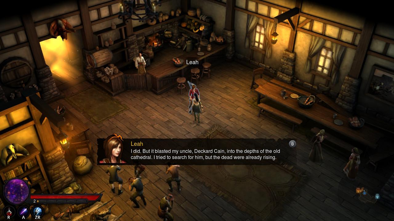Diablo 3 Switch Review 2
