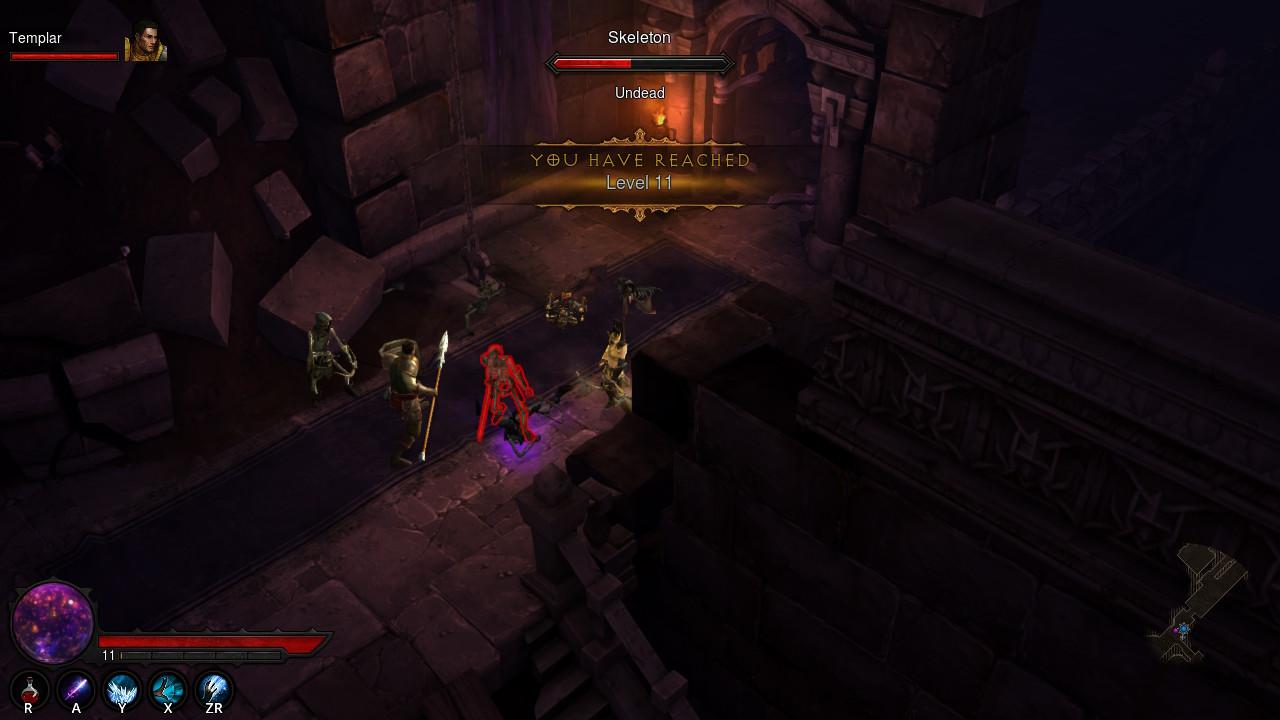 Diablo 3 Switch Review 6