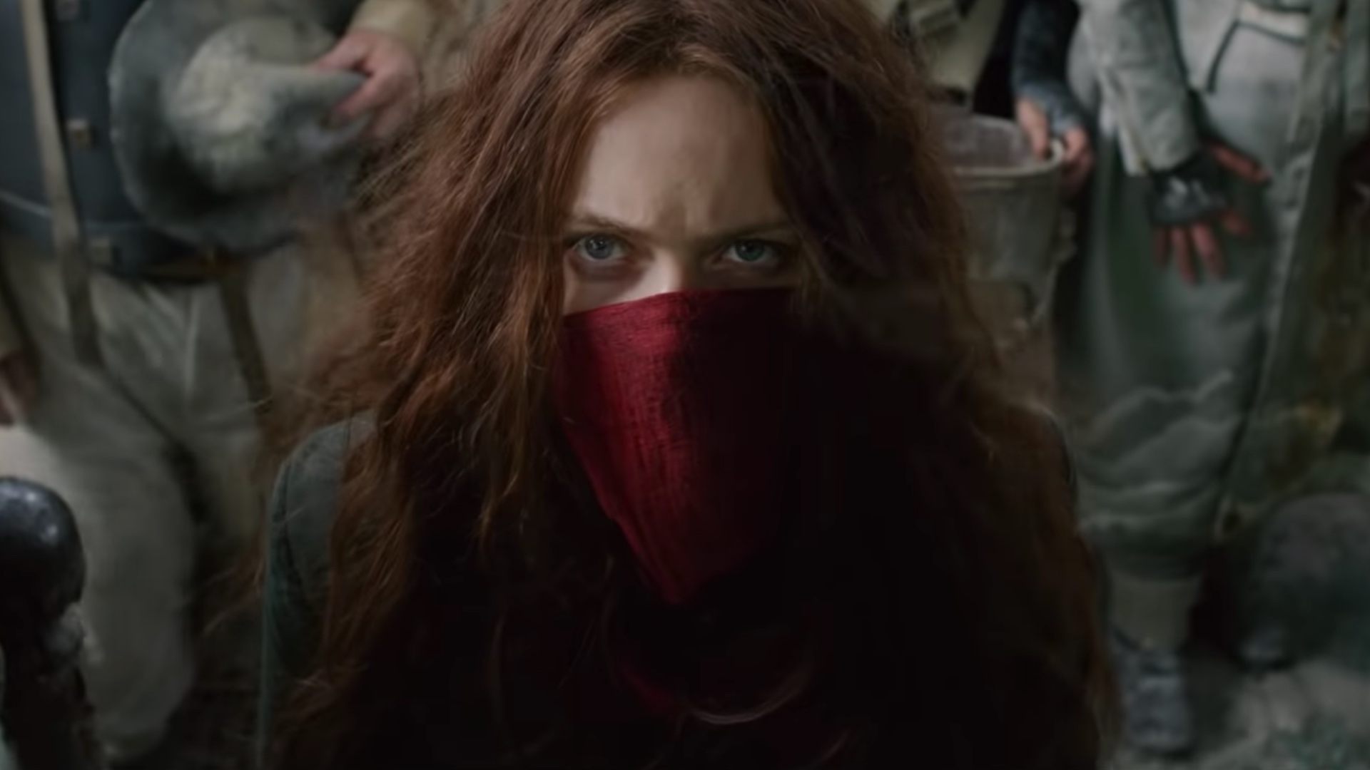 Mortal Engines - Hester Shaw