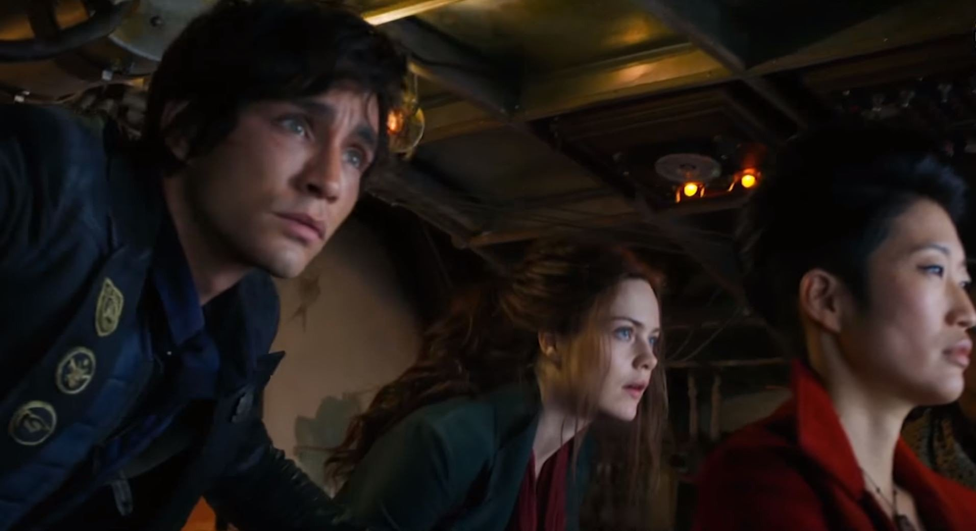 Mortal Engines - Tom Hester and Anna Fang