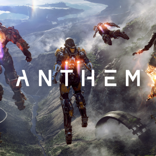 Anthem - wallpaper