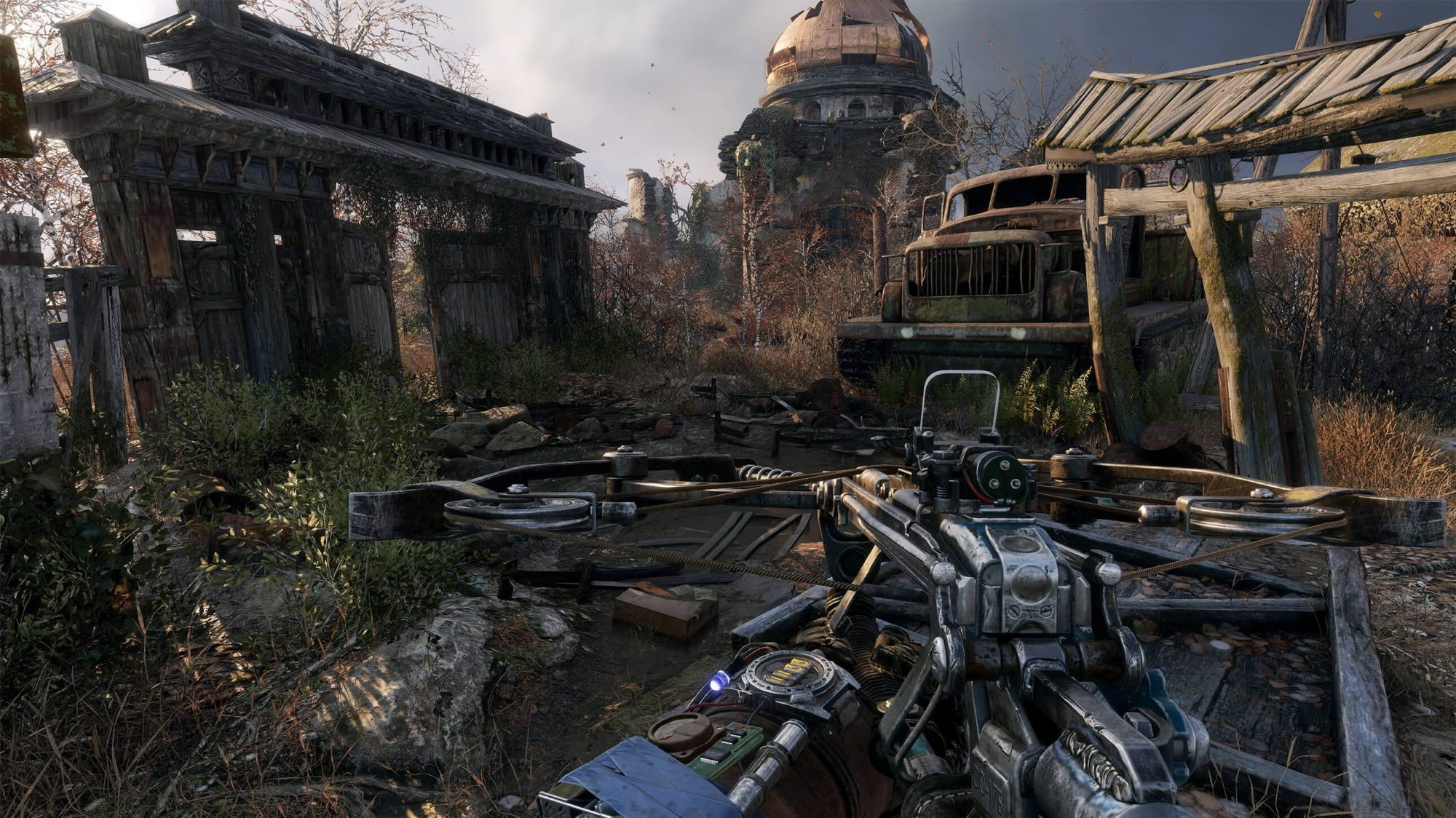 Metro Exodus is not all snow and ice