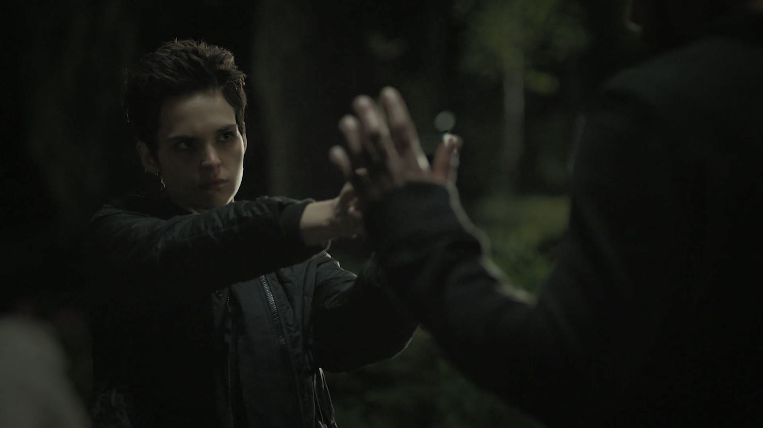 Sara Serraiocco as Baldwin Counterpart S02E08 In From The Cold Review