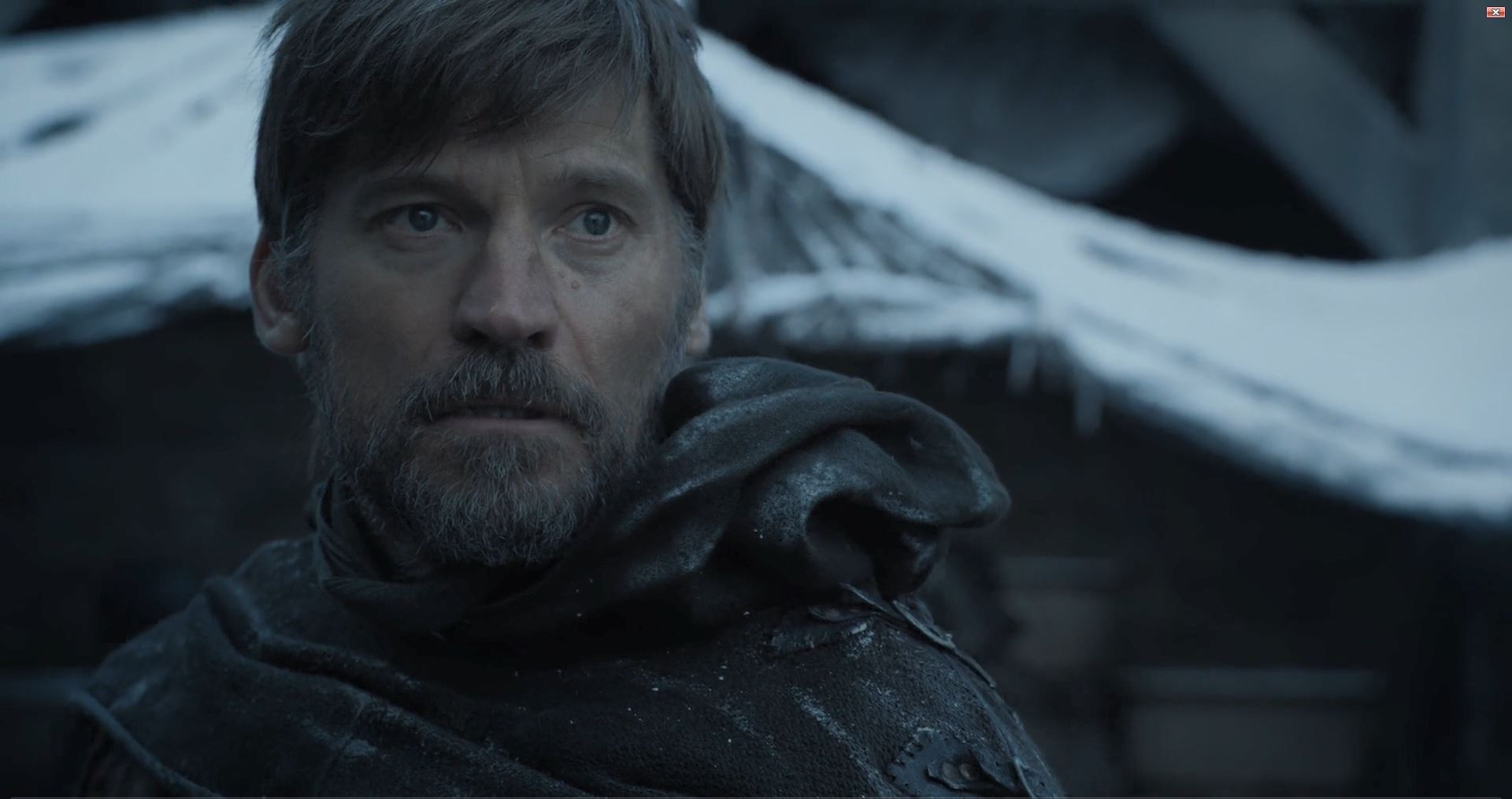 Game of Thrones S08E01 Winterfell Review - Jaime spots Bran