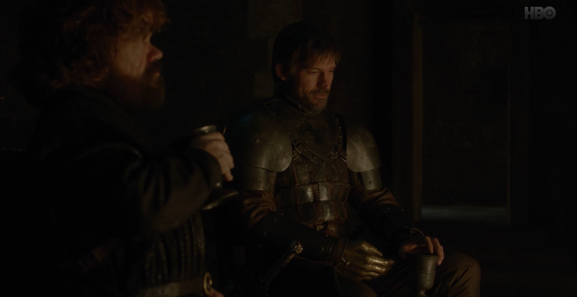 Game of Thrones S08E02 A Knight of the Seven Kingdoms Review - Ser Jaime and Tyrion