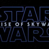 Star Wars The Rise of Skywalker title from teaser