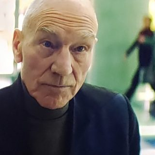 Star Trek Picard - Patrick Stewart as Jean-Luc