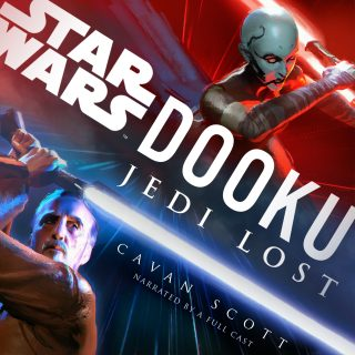Star Wars Dooku Jedi Lost cover
