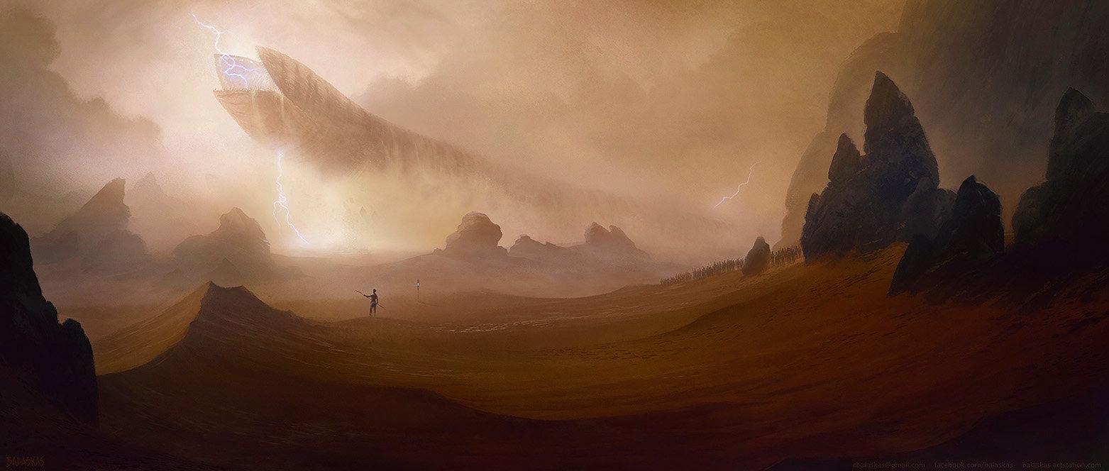 Dune concept art 4