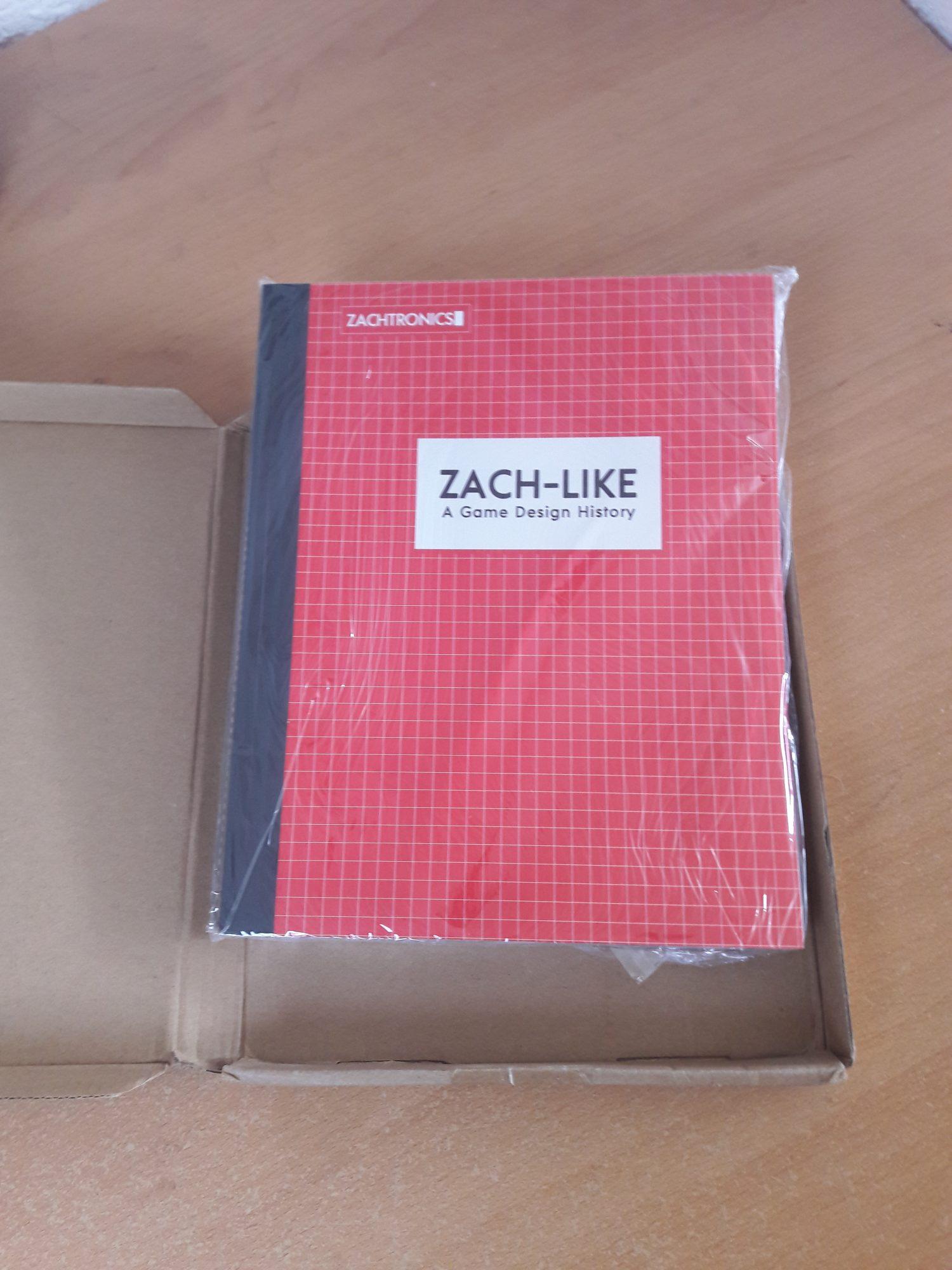 Zach-Like A Game Design History