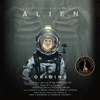 Alien Covenant Origins cover