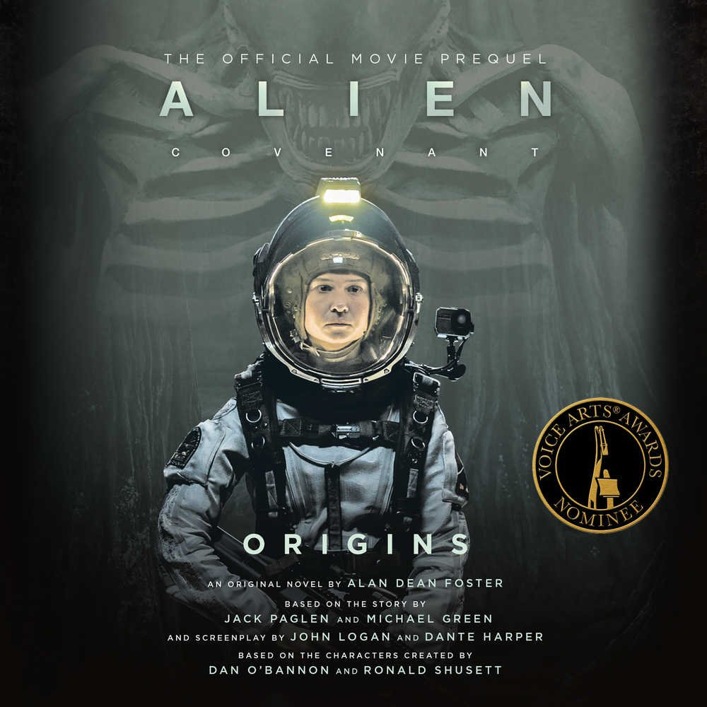 Alien Covenant Origins cover