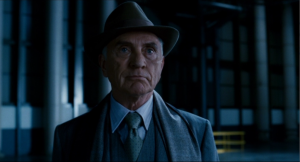 Terence Stamp in The Adjustment Bureau