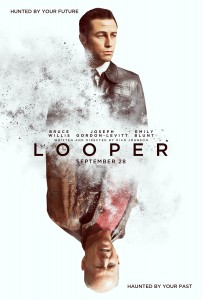 Looper - Joseph Gordon-Levitt & Bruce Willis