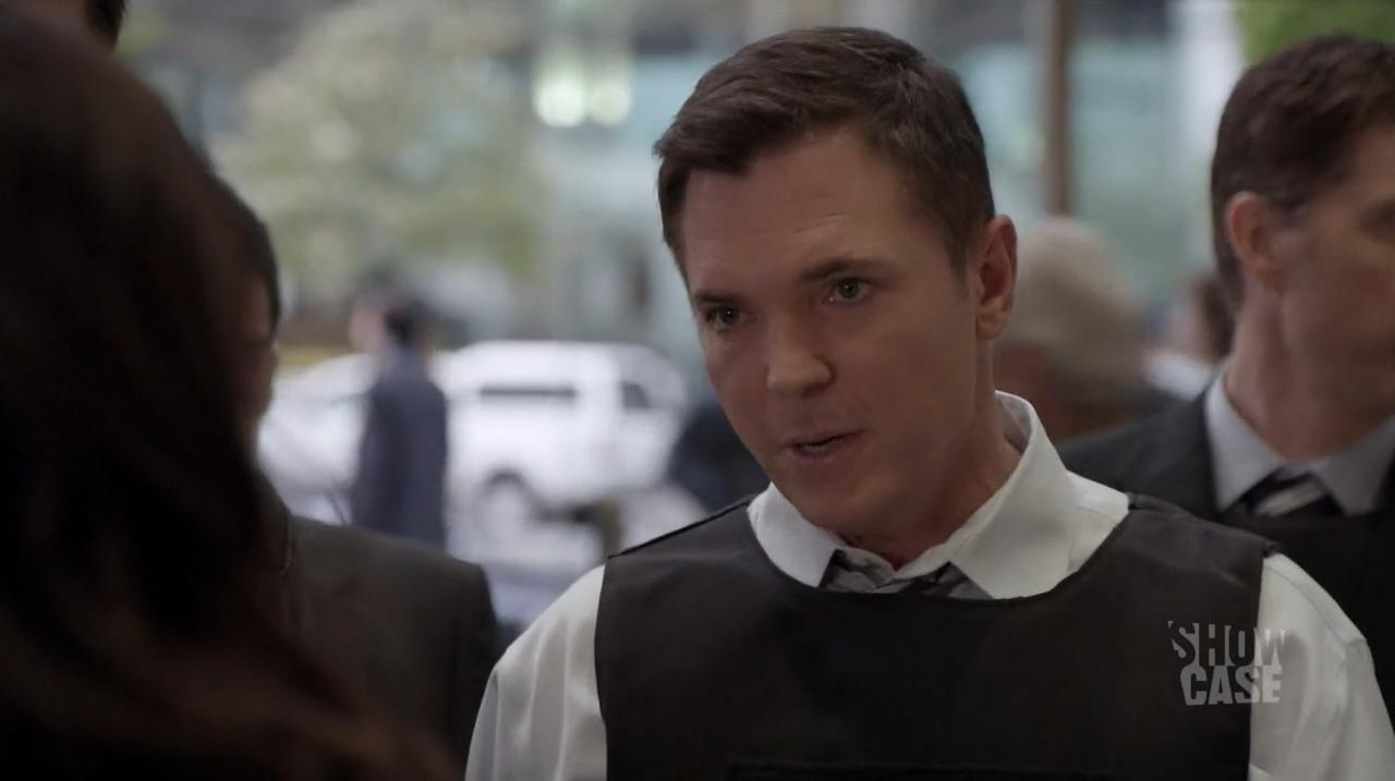 Agent Gardiner (Nicholas Lea)