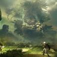 The citadel in Destiny - Bungie