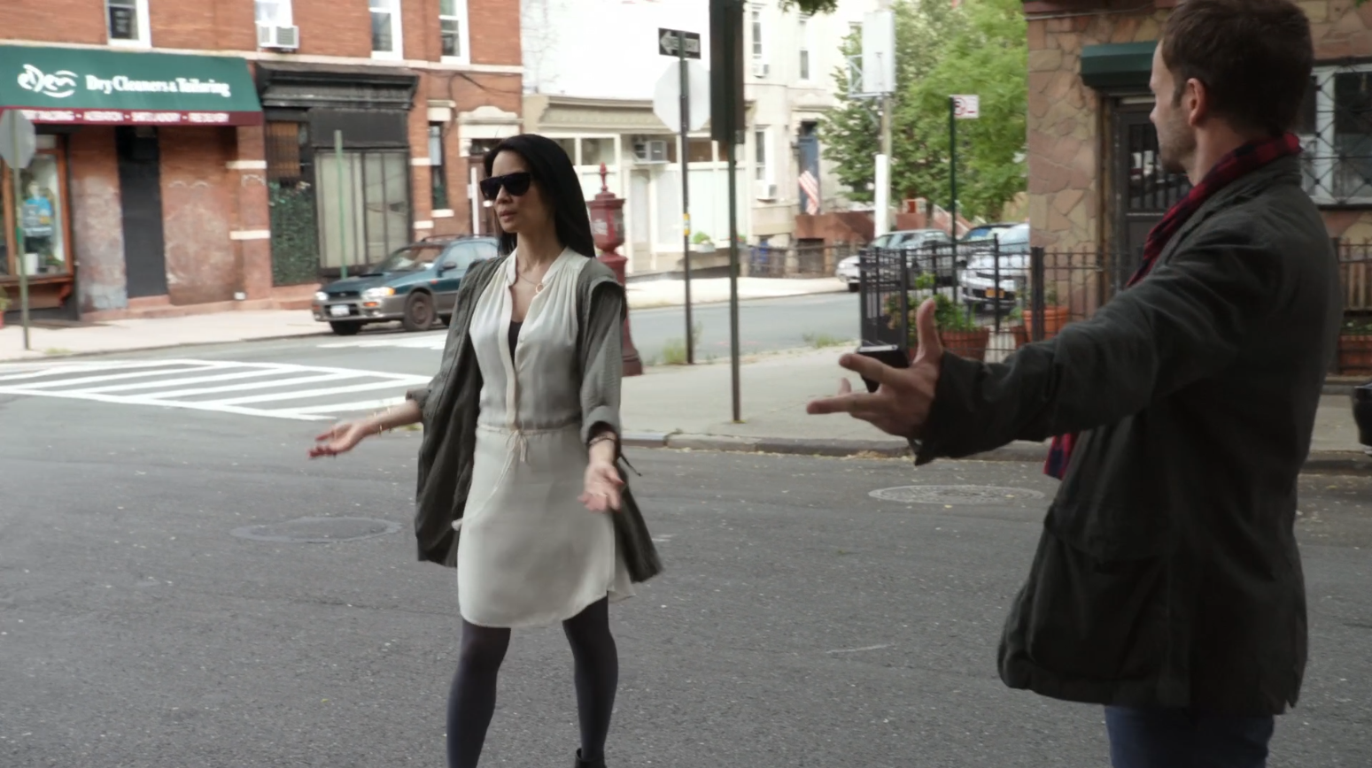 Elementary episode 7 'One way to get off' Review