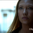 Anna Torv as Olivia Dunham in Fringe - An Origin Story