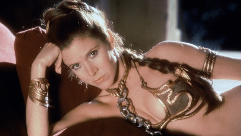 Star-Wars-Princess-Leia-wallpaper