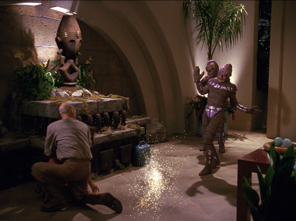 Star Trek The Next Generation Season 3 Blu Ray Review