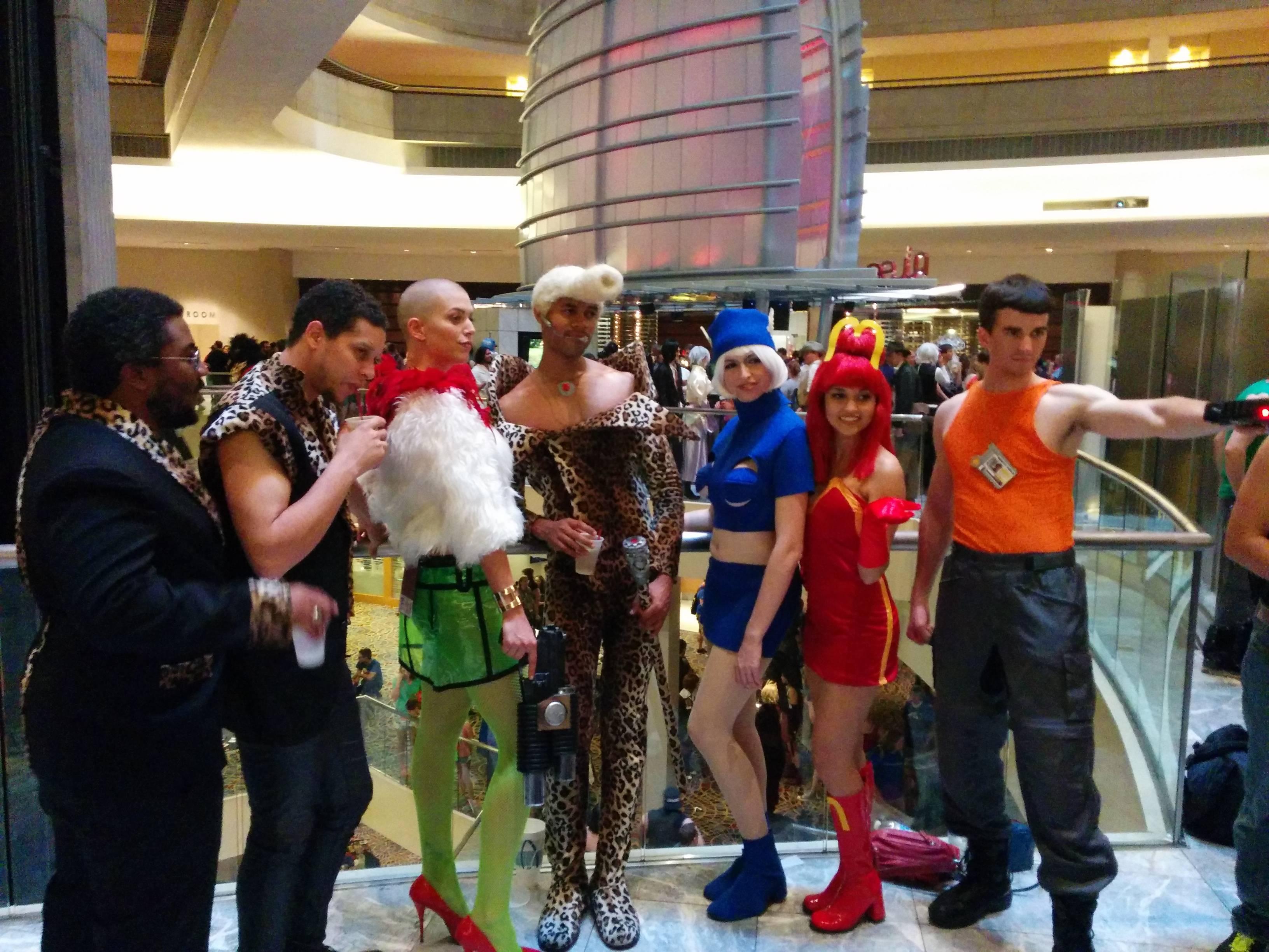 More Dragon Con 14 Fifth Element