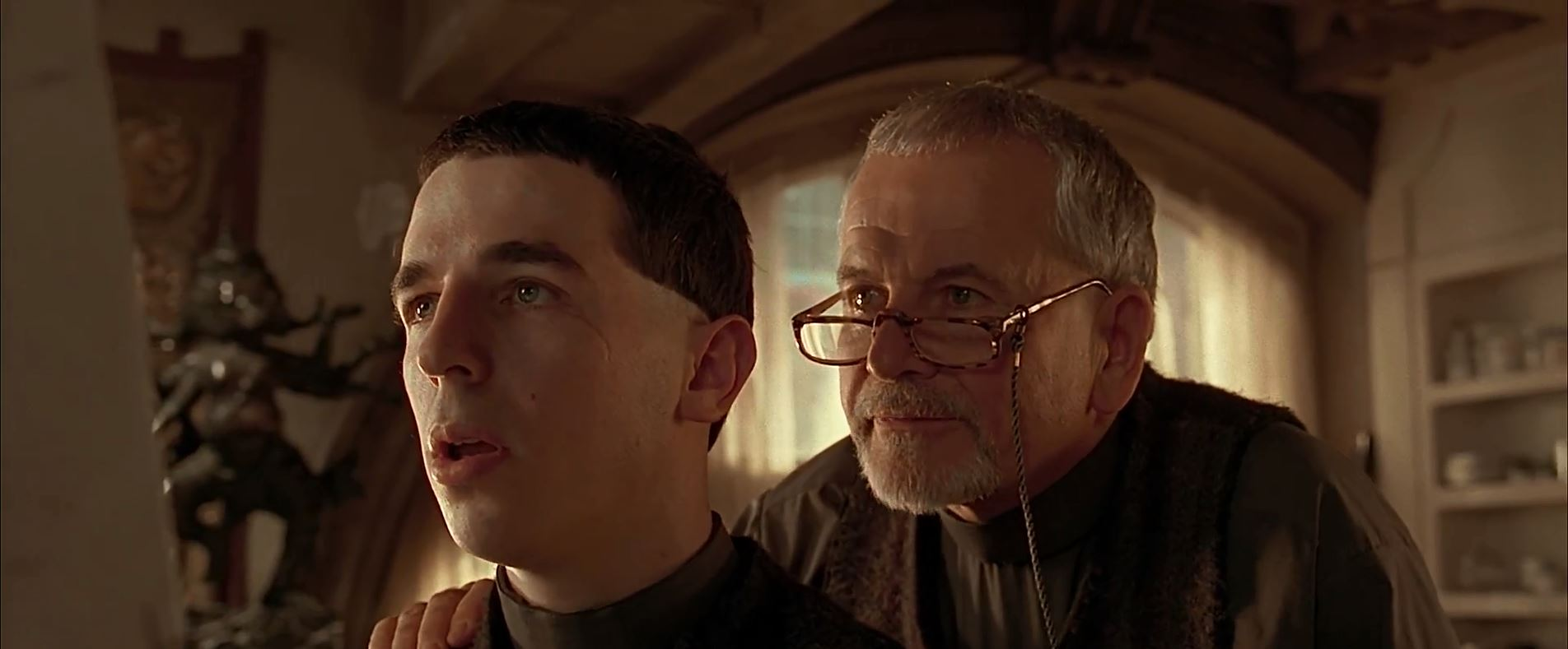 Ian Holm as Father Vito Cornelius - The Fifth Element
