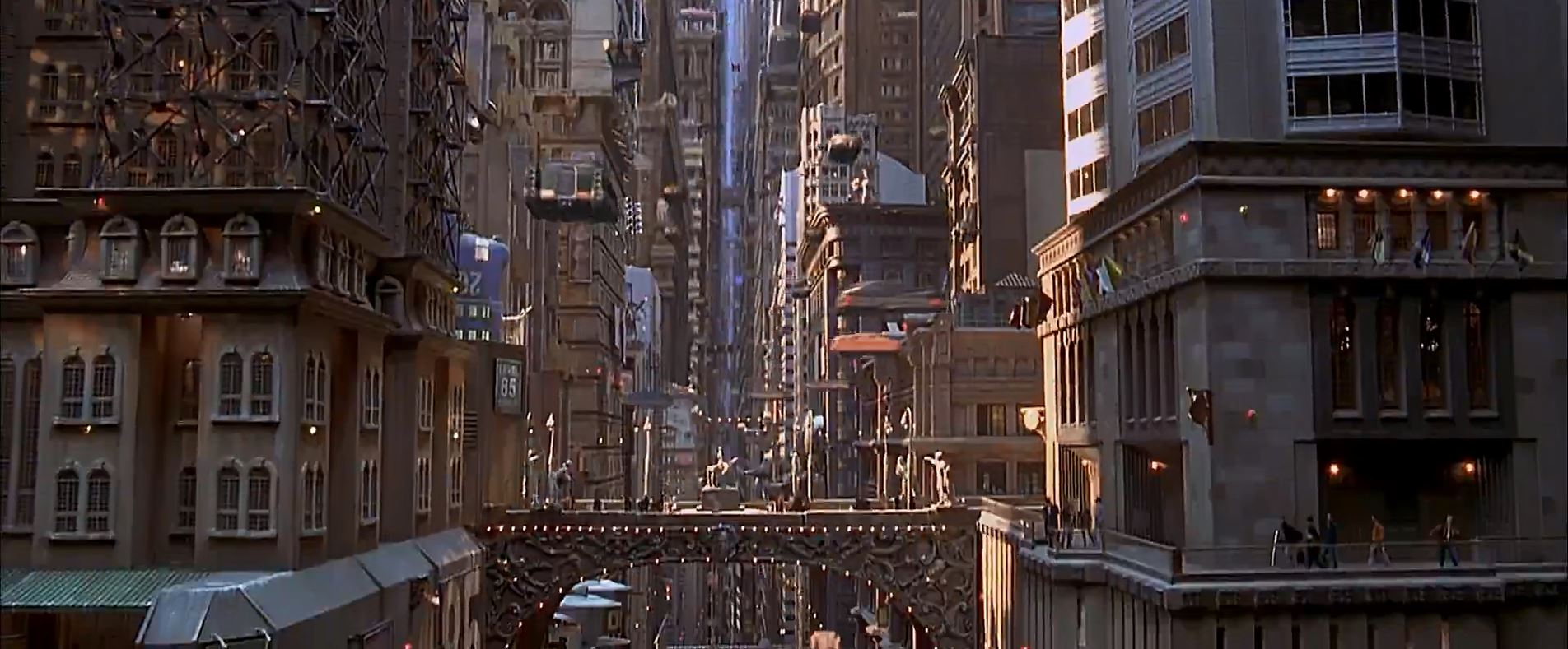 New York Metropolis - The Fifth Element