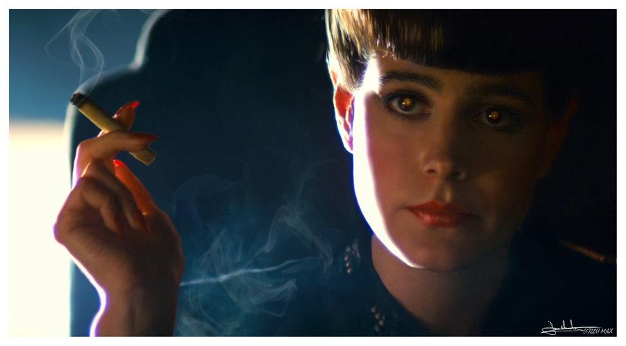 Blade Runner 2 movie Rachel