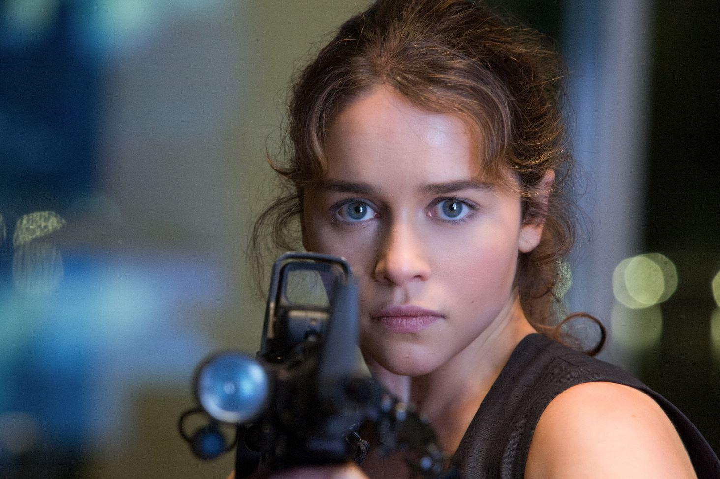 Emilia-Clarke-as-Sarah-Connor-in-Terminator-Genisys