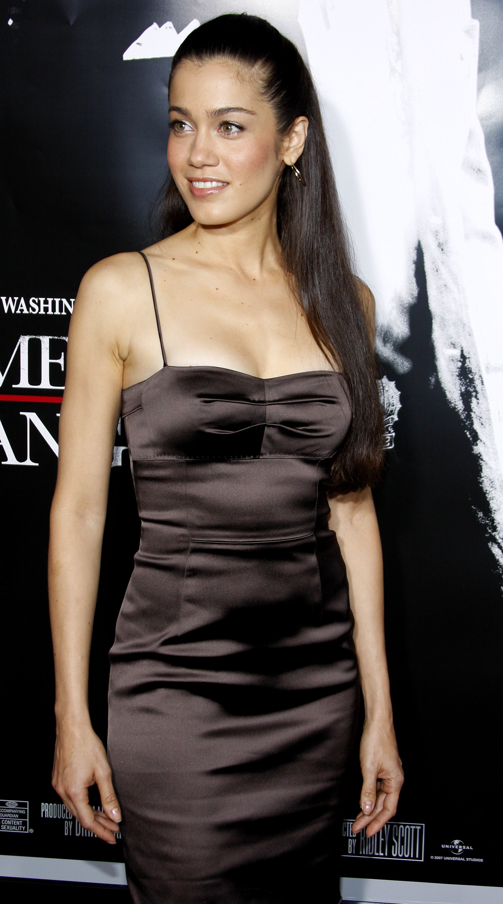 "10/29/2007 - Lymari Nadal - ""American Gangster"" Industry Screening - Arrivals - The ArcLight Theater - Hollywood, CA, USA - Keywords: - - - Photo Credit: David Gabber / PR Photos - Contact (1-866-551-7827)"