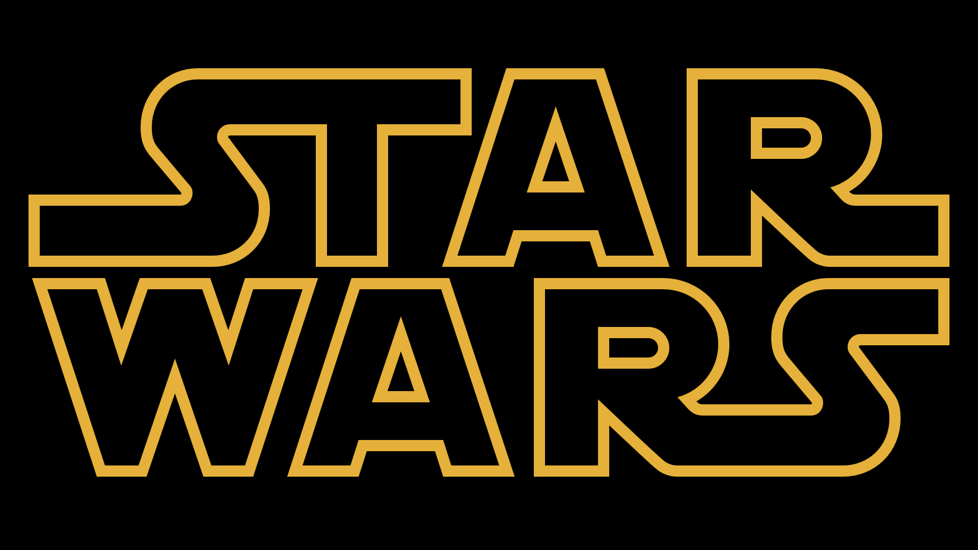 Star Wars Logo (1920 1080)