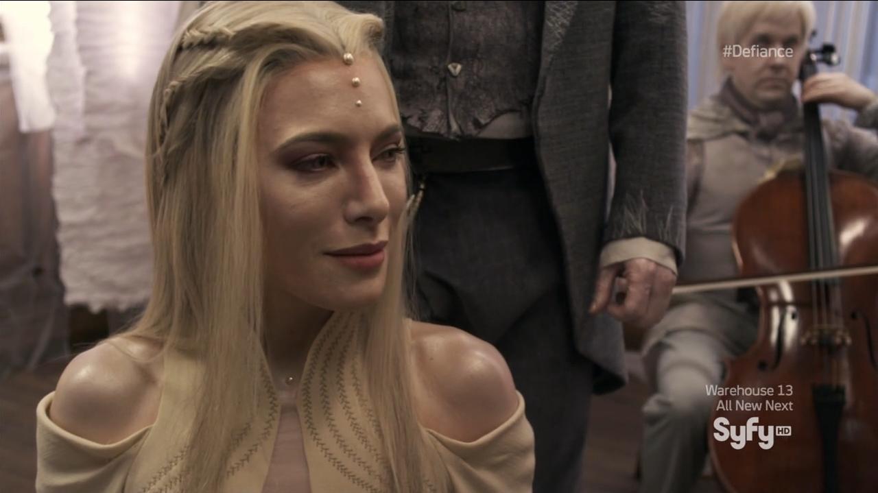 Stahma Tarr (Jaime Murray) - Defiance