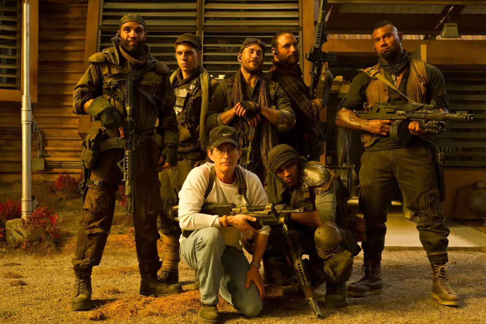 Riddick - bounty hunters