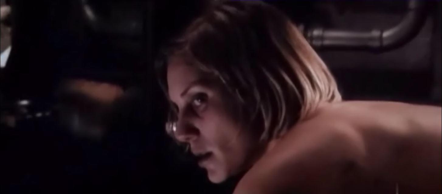 katee Sackhoff nude back Riddick