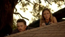 Monroe (David Lyons) and Charlie Matheson (Tracy Spiridakos) finally make it to Willoughby - Revolution