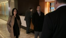 Elementary - Internal Audit - Lucy Liu as Watson trench coat outfit