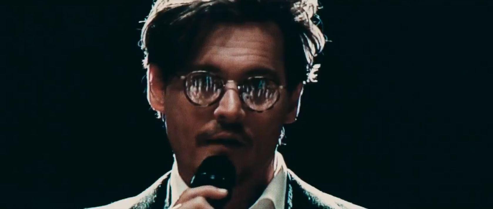 transcendence movie - Johnny Depp as Will Caster