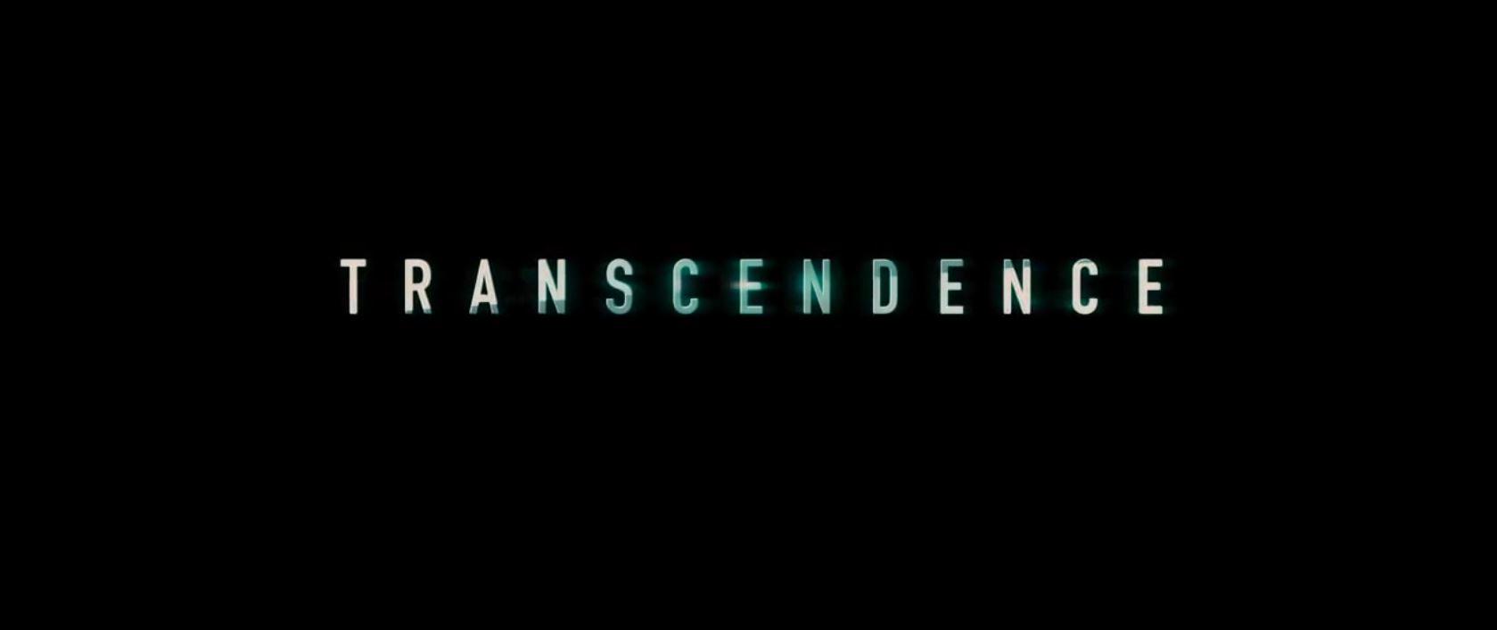 transcendence movie - Logo
