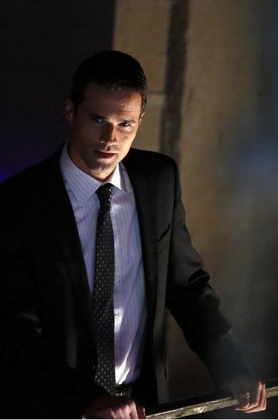 Agents of SHIELD - Seeds - Brett Dalton as agent Ward