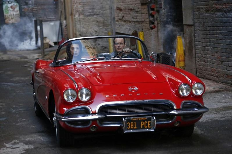 Agents of SHIELD - Seeds - Coulson, May and Lola