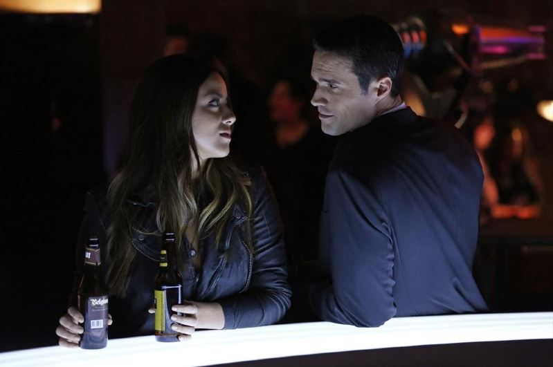 Agents of SHIELD - Seeds - Skye and Ward