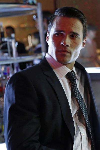 Agents of SHIELD - Seeds - Ward