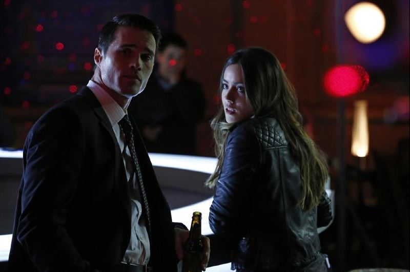 Agents of SHIELD - Seeds - Wars and Skye